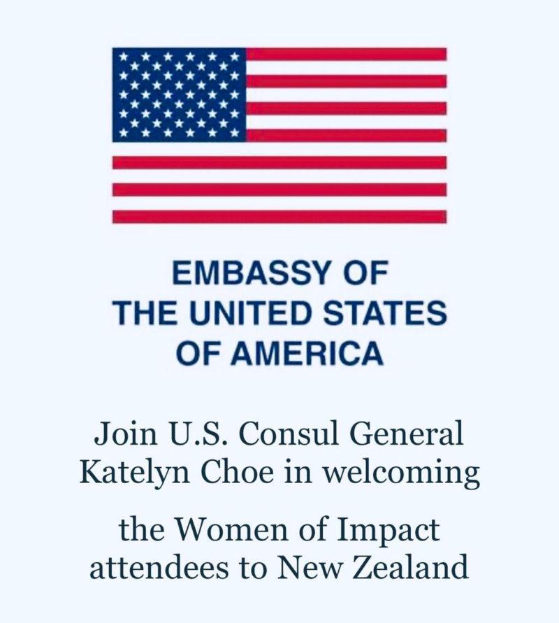 WOI NZ Embassy Welcome