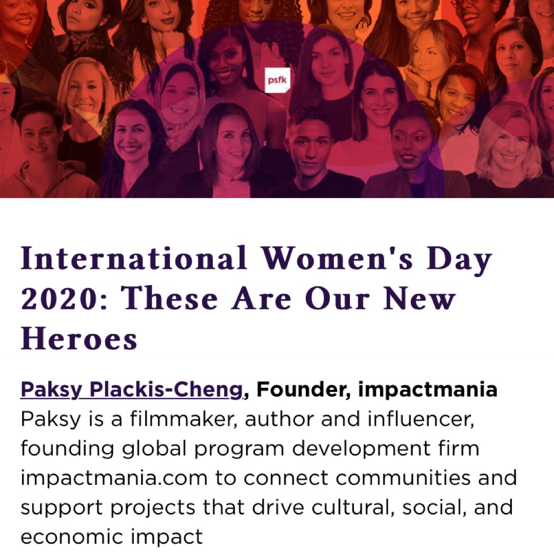 Women Innovators 2020