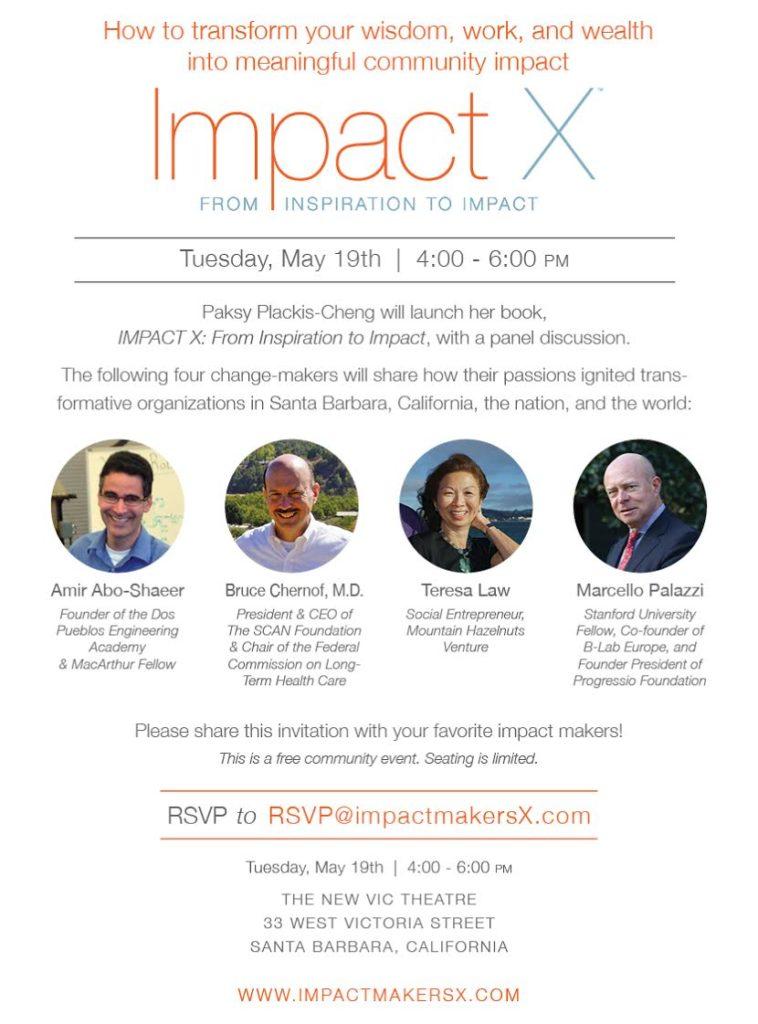 IMPACT X Invite