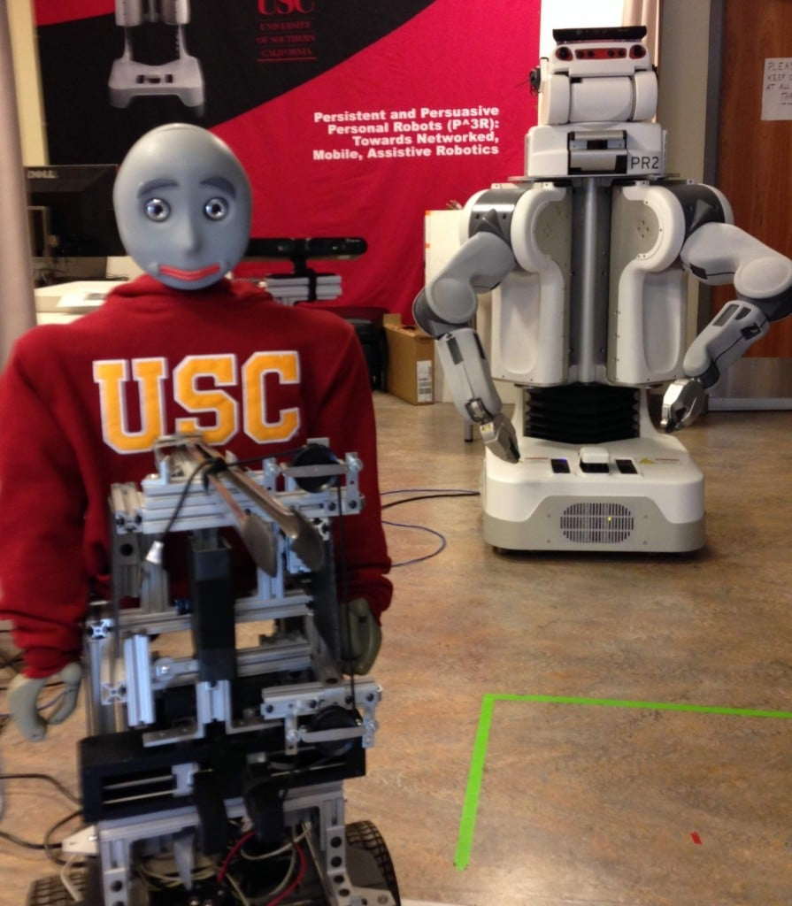 Mataric's Robots