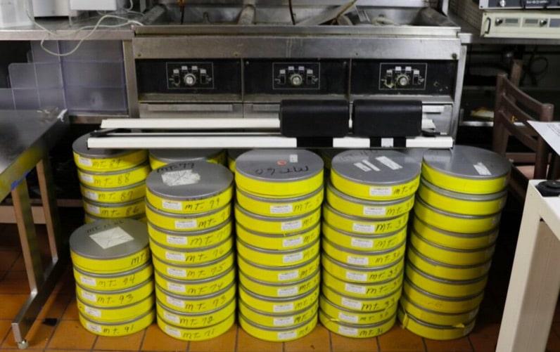 Fat Fryer Film Archive McDonalds