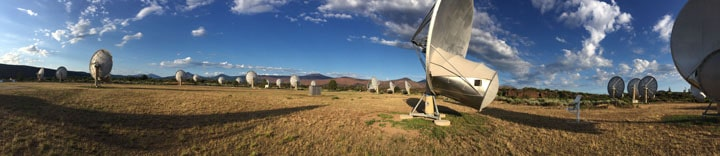 George Bolster, The Allen Telescope Array, 2015