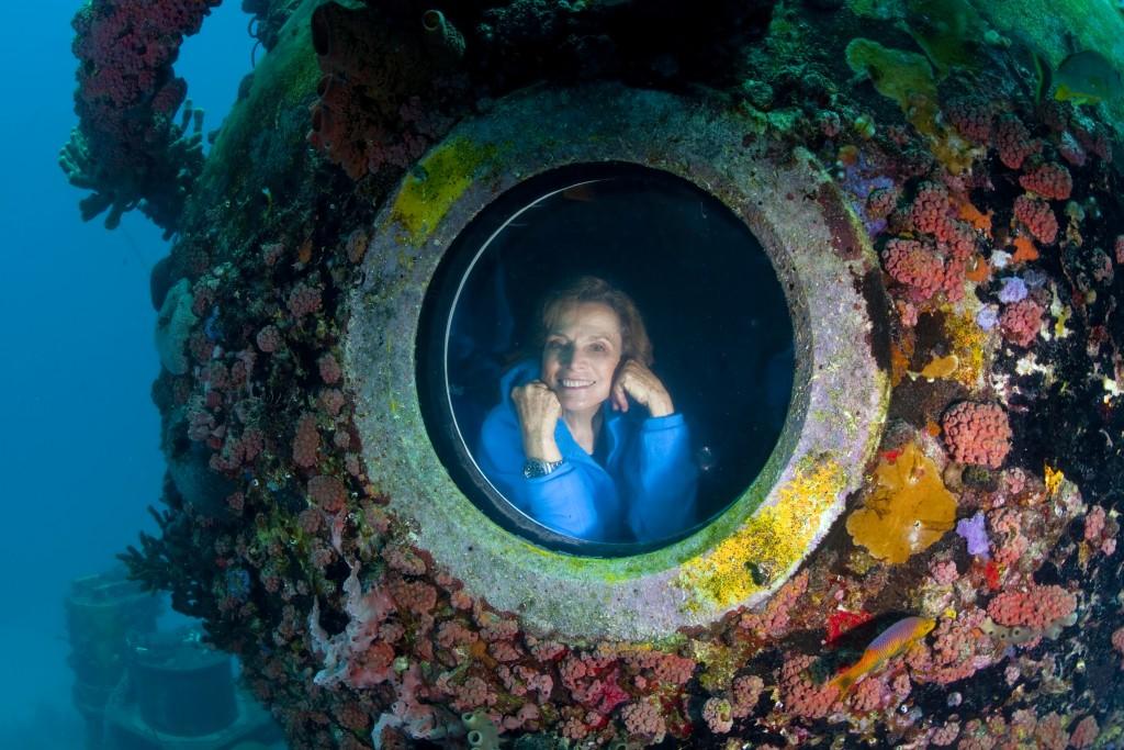 Sylvia Earle (c)KipEvans