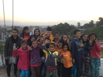José Montero, Jr. — Trekking For Kids