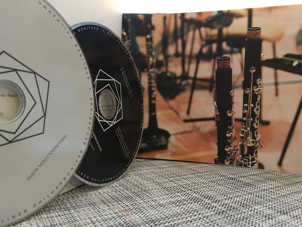 CD Box Berlin Phil_Beethoven