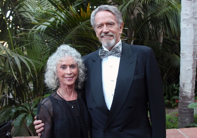 Betty and Stan Hatch at a State Street Ballet gala. © Melissa Walker
