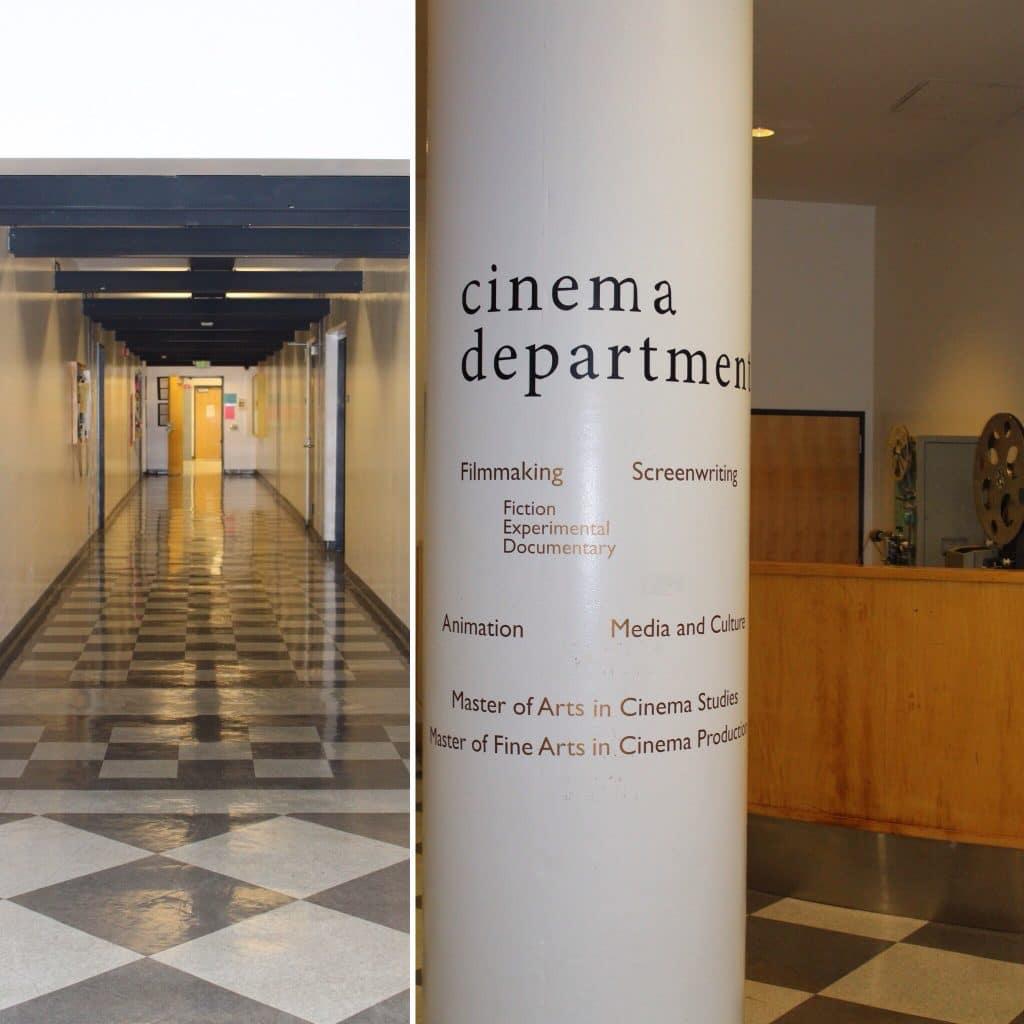 SFSU Cinema Department