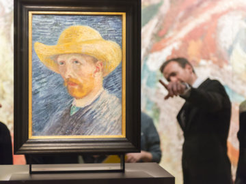 Axel Rüger: Living With Van Gogh