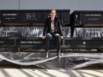 Innovator Daan Roosegaarde on Being Future Proof