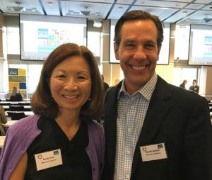 Teresa Law and Daniel Spitzer