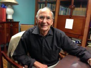 Ernie Brooks talks with impactmania at the Santa Barbara Maritime Museum
