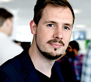 Living in the Creative Zone: Anders Härén, CTO at Leeroy