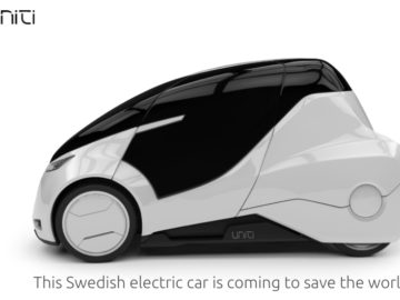 Living in the Creative Zone: André Bogsjoe on Uniti's Electric Vehicle