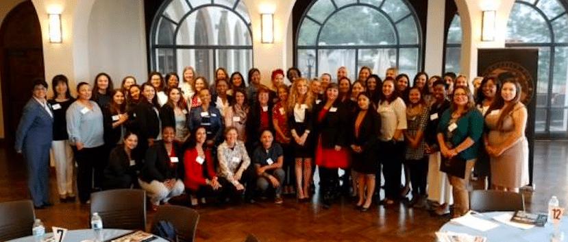 Women veterans — all women of Impact.
