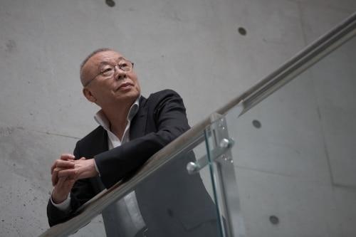 Duk Hyung-Yoo, President of Seoul Institute of the Arts.