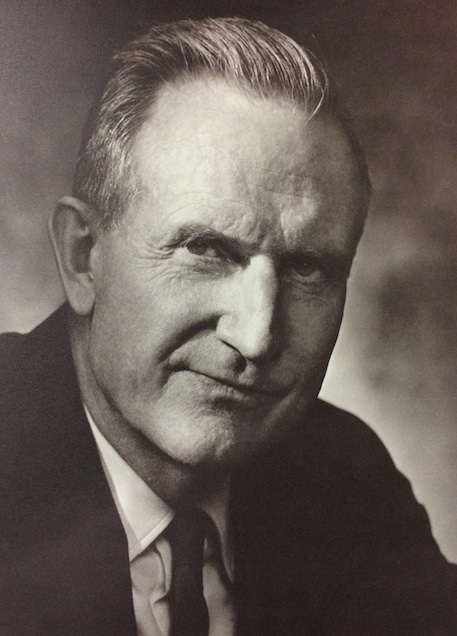 John D. Rockefeller, Founder, JDR 3rd Fund (precursor to the Asian Cultural Council).