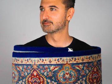 Saks Afridi: Ad Man Turned Artist