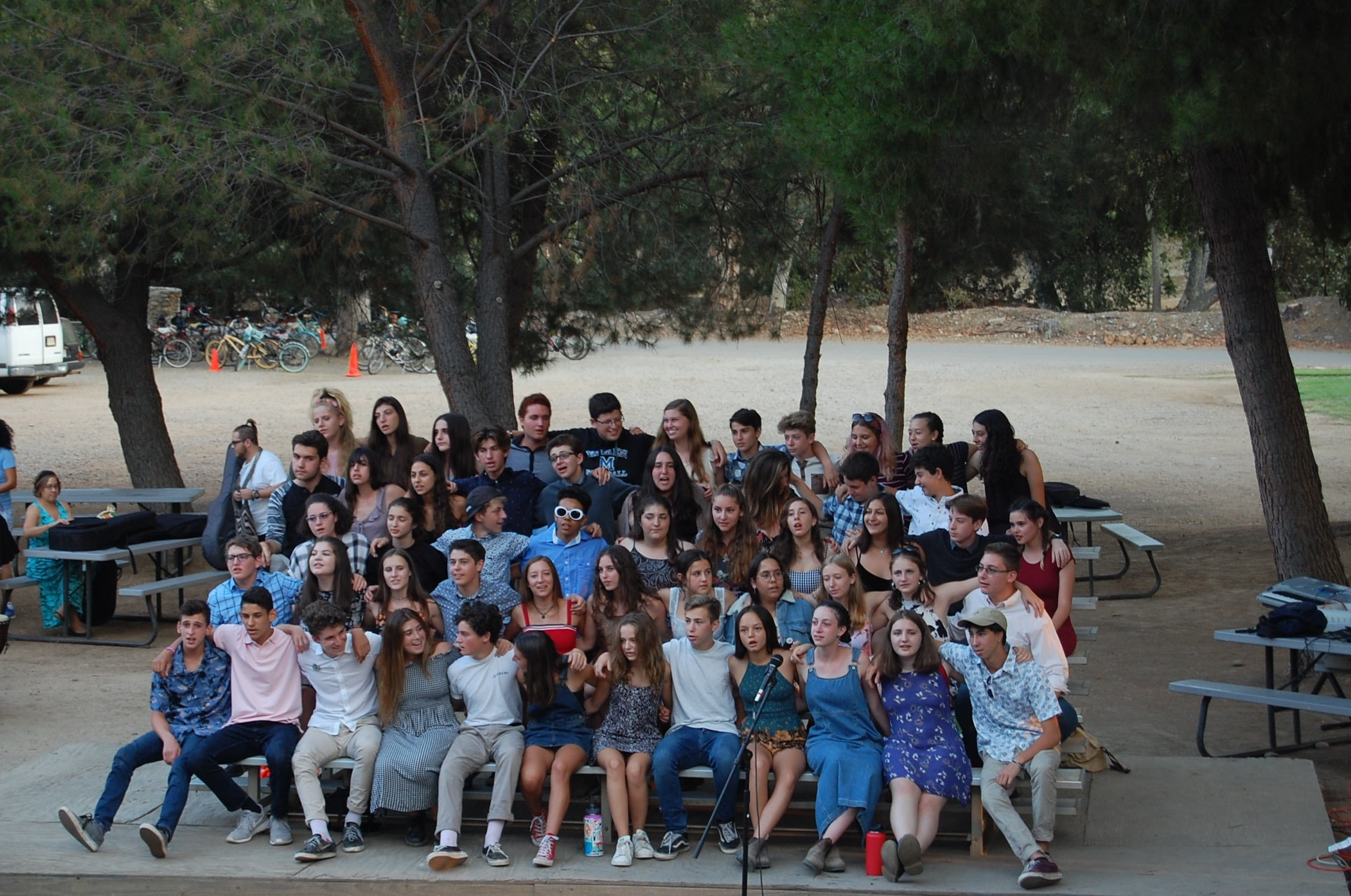 Yachad (Together) Summer Camp.