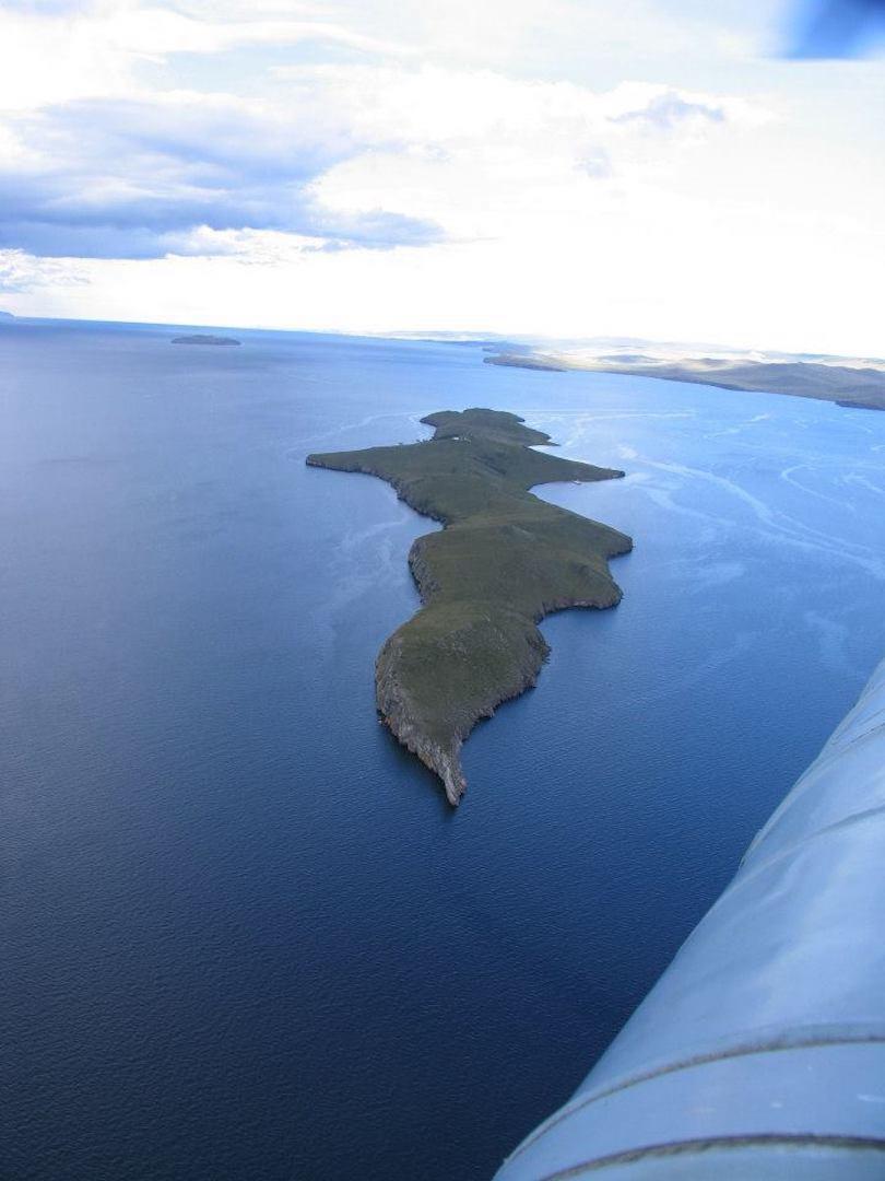 Ogoy on Lake Baikal in Siberia. Photo Courtesy: Izabell Blumin.