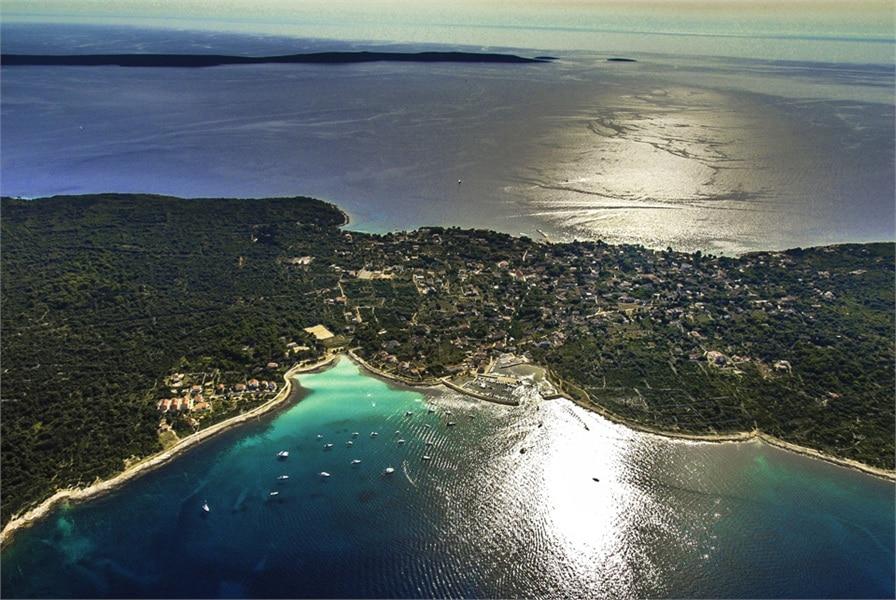The island of Silba