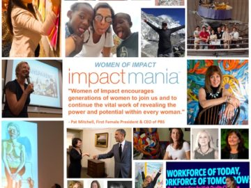RSVP and Meet 18 Women of Impact on July 19